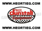 Paul Dunstall Equipment Transfer Decal D20082A-1